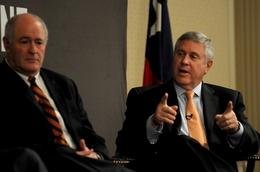 State Rep. Burt Solomons, R-Carrollton at TribLive on April 7, 2011.