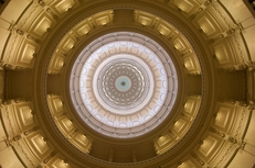Texas Capitol's dome