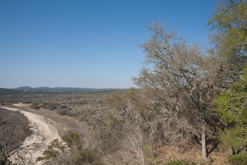 A conservation easement on this approximately 2,000-acre ranch in