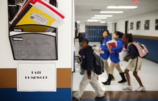 The state House this week passed legislation that wouldalter the courses students must take to receive a high school diploma. The bill has drawn mixed reactions from education experts, some of whom are worried about the effects on minority students.