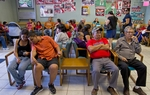 "The waiting room at Saenz Medical Center is filled with what Dr. Javier Saenz calls, ""the usual Monday afternoon walk-in rush."" According to Saenz, the center sees an average of 100-120 patients a day, many of which live in the impoverished, rural areas of Starr and Hidalgo County."