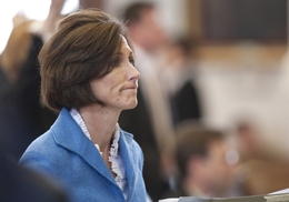 Rep. Lois Kolkhorst R-Brenham on House floor May 24th, 2011