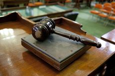 January 8th, 2013: Gavel on desk of Lt. Gov. Dewhurst
