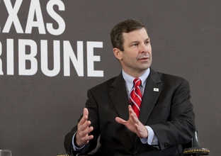 State Rep. David Simpson, R-Longview, at a TribLive event on Jan. 26, 2012