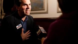 Incumbent Democratic State Rep. from Austin, Mark Strama.