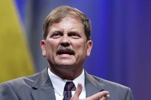 New state GOP Chairman Tom Mechler.