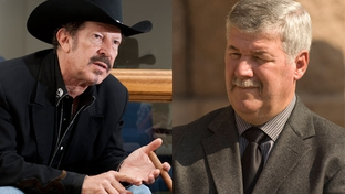 Kinky Friedman, Hank Gilbert