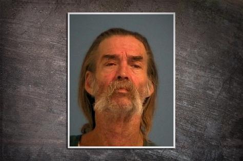 Mark Norwood mug shot from arrest Nov. 9, 2011