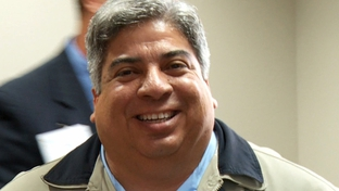 State Rep. Aaron Pena of Edinburg in November, 2010.