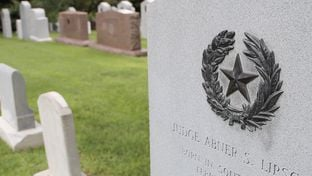 The Texas State Cemetery is home to more than 900 Texans who have shaped the civic and political life of the state, including 13 governors and Stephen F. Austin, the so-called Father of Texas.