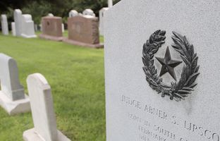 The Texas State Cemetery, located east of downtown Austin, has become the final resting place for dozens of famous politicians and war heroes. But the cemetery's historical reputation has kept one fact hidden over the years: Any Texan can apply to be laid to rest there.