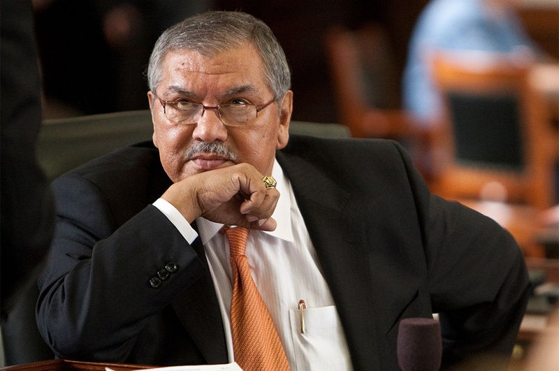 Texas Senator Mario Gallegos D-Houston