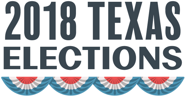Series logo for Texas Elections 2018