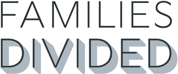 Series logo for Families Divided