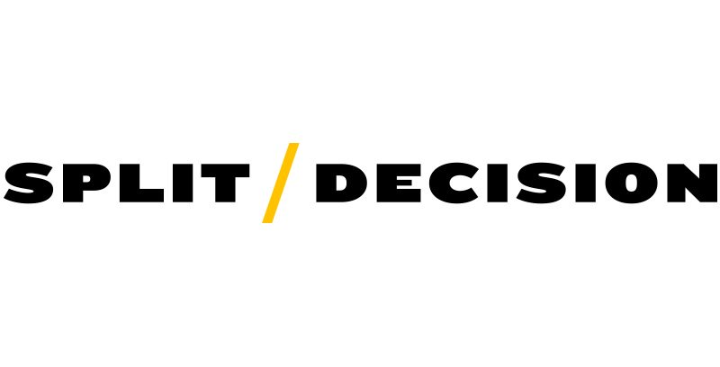 Series logo for Split Decision