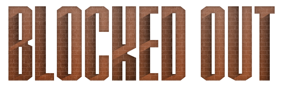Series logo for Blocked Out