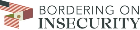 Series logo for Bordering on Insecurity