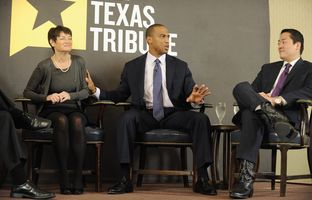 Full video of Ross Ramsey's 3/21 TribLive conversation with three first-term lawmakers: state Sen. Donna Campbell, R-New Braunfels, and state Reps. Scott Turner, R-Frisco, and Gene Wu, D-Houston.