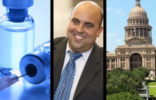"In the Roundup: Texas sues the FDA over an execution drug, state Rep. Armando Martinez is shot by ""celebratory gunfire"" and the 85th Legislative Session is about to kick off."