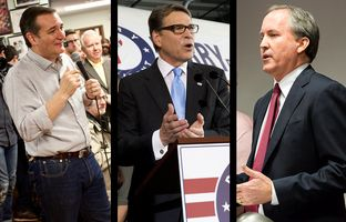 In the Roundup: Ted Cruz fails to disclose a significant 2012 campaign loan from a Wall Street firm, Rick Perry finds a new gig and Attorney General Ken Paxton launches a unit to investigate human trafficking.