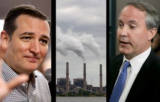 In the Roundup: Ted Cruz looks ahead to the South Carolina primary, Texas Attorney General Ken Paxton is the subject of yet another investigation and the U.S. Supreme Court says Texas and more than two dozen other states can wait to take major action on climate change.