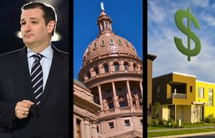 One name largely dominated the week in Texas politics – Ted Cruz. The launch of his 2016 presidential campaign filled the headlines. Meanwhile, in the Legislature, lawmakers were busy working on the budget and tax cuts.