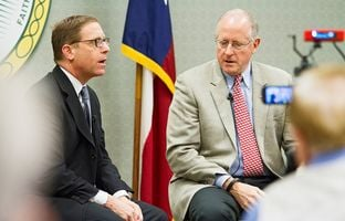 Full video of my 5/13 TribLive conversation with U.S. Rep. Mike Conaway, R-Midland.