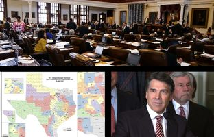This week in the Texas Weekly Newsreel: Now that the regular legislative session is over and the special session is under way, the focus has turned to who may be running for office in 2014, and to another round of redistricting.