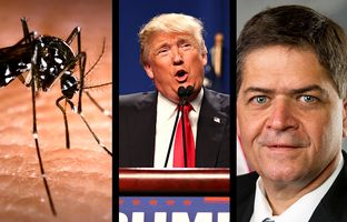 In the Roundup: State leaders push Congress to fund Zika virus prevention and fast. Plus, a pair of Texas congressmen – from both sides of the aisle – have strong words for Donald Trump, but at least one says he'll still vote for the presumptive Republican presidential nominee come November.