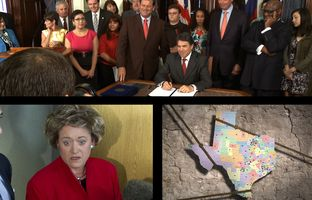 This week in the Texas Weekly Newsreel: It's week three of the special session, and Gov. Rick Perry has added a few more items to the agenda, including abortion restrictions, transportation and criminal sentencing for teenagers.