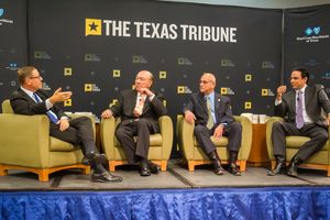 Full video of our Aug. 26 conversation with state Sen. Chuy Hinojosa, D-McAllen, and state Reps. Bobby Guerra, D-Mission, and Terry Canales, D-Edinburg.