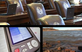 This week in the Texas Weekly Newsreel: The Legislature begins its third special session, the 2014 candidates are stirring and House leaders open a new political action committee to pass a constitutional amendment on water.