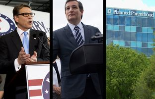 In the Roundup: While GOP presidential candidate Rick Perry is facing money woes, fellow Texan Ted Cruz is looking to build on of his debate performance. Plus, Texas Republican lawmakers have succeeded in further limiting access to Planned Parenthood services.