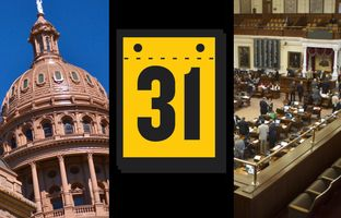 In the Roundup: Passed during this year's legislative session,several new state laws took effect this week. Our team spent the past month highlighting different ways that Texans' lives would change come Sept. 1.