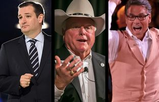 "In the Roundup: Dan Patrick calls out Ted Cruz for not endorsing Donald Trump. Plus, Texas Agriculture Commissioner Sid Miller learns he won't face charges for using taxpayer dollars for personal trips. And Rick Perry boot scoots his way to another week on ""Dancing with the Stars."""