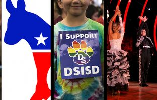 """In the Roundup:National Democrats see Texas as a worthwhile investment this election cycle.Plus, the issue of transgender bathrooms heats up in Dripping Springs and Rick Perry takes his final bow on """"Dancing with the Stars."""""""