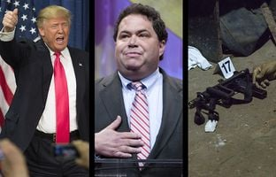 In the Roundup:Donald Trump fundraises in Texas amid a week of rough headlines; at least one GOP leader from the Lone Star State stumbles defending the party's presidential nominee; and Ted Cruz confirms Trump's still getting his vote.