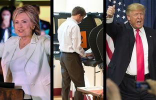 In the Roundup:Donald Trump gave the American public a cliffhanger, Democrat Hillary Clinton buys airtime in reliably red Texas, and down-ballot candidates monitor the impact of having Trump at the top of the ticket.