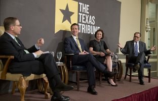 Full video of my 5/28 conversation with state Sens. Kelly Hancock, R-North Richland Hills; Lois Kolkhorst, R-Brenham; and José Rodríguez, D-El Paso.