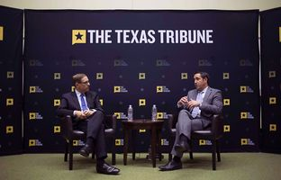 At our 4/29 symposium on the Texas economy, I talked with Comptroller of Public Accounts Glenn Hegar about the price of oil, economic incentives, taxes, spending, Texas vs. D.C., and more.