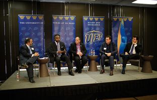 At our 1/22 symposium on urban public education, Chris Coxon of Educate Texas led a discussion about social and emotional learning with Paul Cruz, superintendent of the Austin Independent School District; Eric Gordon, CEO of the Cleveland Metropolitan School District; Terry Grier, superintendent of the Houston Independent School District; and Airick West, member of the board of directors for Kansas City Public Schools.