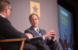 Here's full video of our conversation with Texas House Speaker Joe Straus on Oct. 17 at the 2015 Texas Tribune Festival.
