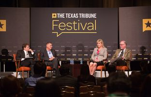 """Here's video of the 2015 Texas Tribune Festival's """"Their Last Sine Die"""" panel, which featured former state Rep.Joe Fariasand state Reps.Patricia HarlessandJim Keffer."""