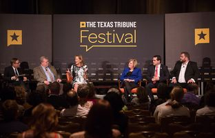 "Here's video of our ""Really, How Conservative Was the 84th Session?"" panel from Oct. 17 at The 2015 Texas Tribune Festival. Panelists included State Sens. Paul Bettencourt and Konni Burton and state Reps. Stephanie Klick, Matt Rinaldi and Jonathan Stickland."