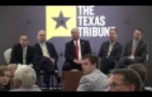 On 4/24, I talked about the future of energy policy in Texas with SMU's Bruce Bullock; state Rep. Drew Darby, R-San Angelo; former U.S. Ambassador to Mexico Antonio Garza; and state Rep. Morgan Meyer, R-Dallas.