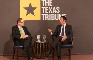 Full video of my 1/21 conversation with Glenn Hegar, the Texas Comptroller of Public Accounts. Topics discussed: oil prices, taxes, jobs and economic incentives.
