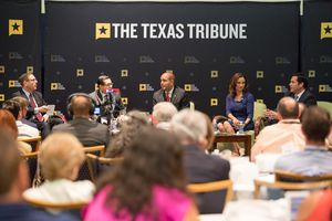 Full video of my 4/26 conversation with four state representatives from San Antonio: Democrats Diego Bernal, Ina Minjarez and Justin Rodriguez and Republican Rick Galindo.