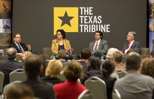 Full video of my 1/14 conversation with three Austin state representatives: Democrats Celia Israel and Eddie Rodriguez and Republican Paul Workman.