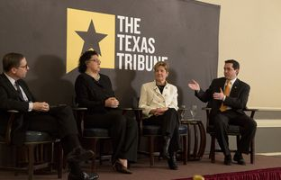Full video of my 1/14 conversation with three new members of the Texas House: Celia Israel, D-Austin; Linda Koop, R-Dallas; and Matt Rinaldi, R-Irving.
