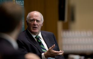 At our 11/16 symposium on higher education, state Sen. Kel Seliger, R-Amarillo, the chairman of the Senate Higher Education Committee, expressed skepticism about the University of Texas System's plans for a new campus in Houston.